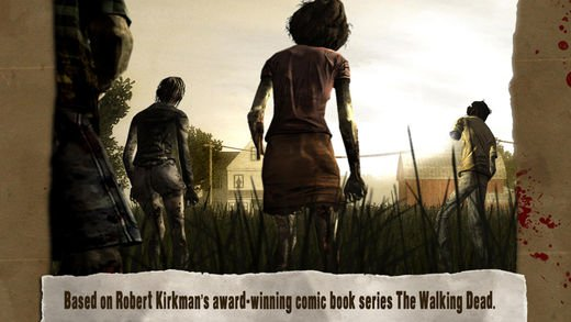 The Walking Dead: The Game - скриншот 1