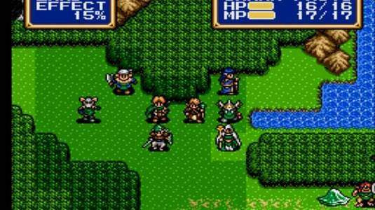 Shining Force 2 - скриншот 2