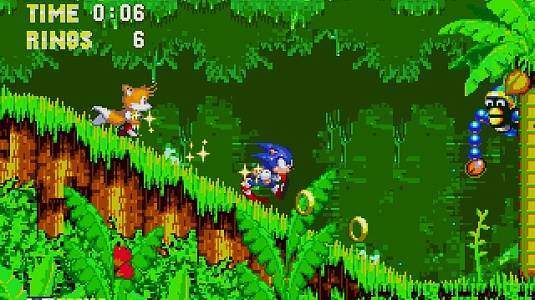 Sonic the Hedgehog 3 - скриншот 2