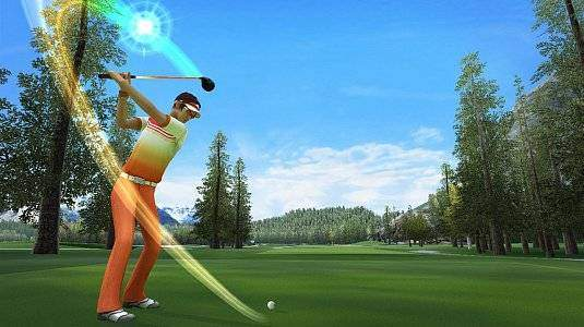 King of the Course Golf - скриншот 6