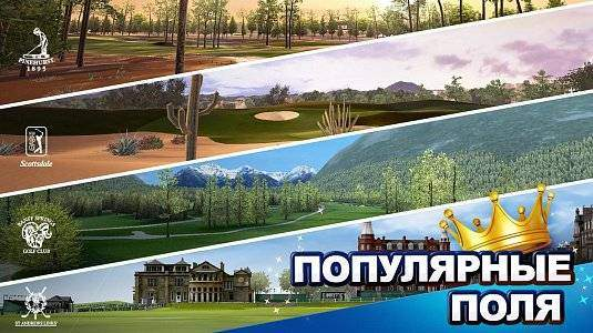 King of the Course Golf - скриншот 5