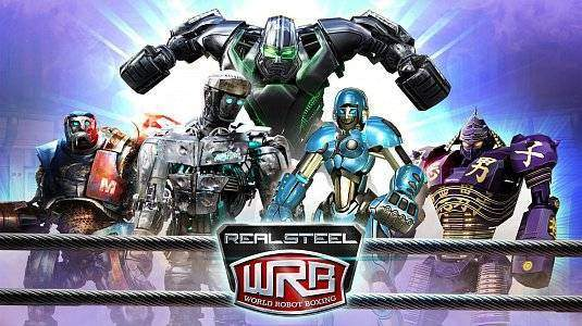 Real Steel World Robot Boxing - скриншот 1
