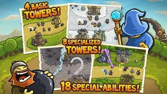 Kingdom Rush - скриншот 2