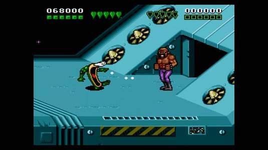 Battletoads and Double Dragon - скриншот 4