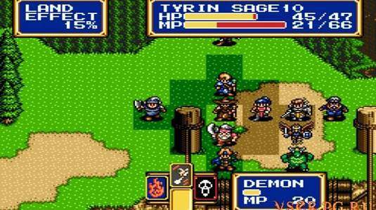 Shining Force 2 - скриншот 1