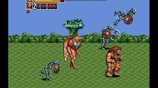 Golden Axe 3 - скриншот 1