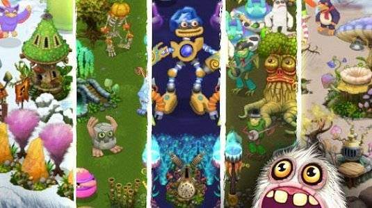 My Singing Monsters - скриншот 4