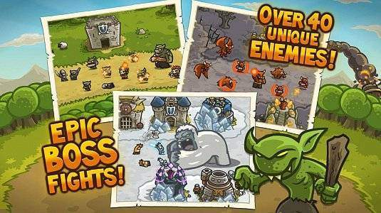 Kingdom Rush - скриншот 3