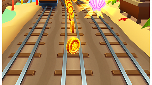 Subway Surfers - скриншот 2