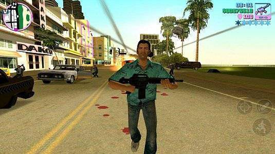 Grand Theft Auto: Vice City - скриншот 2