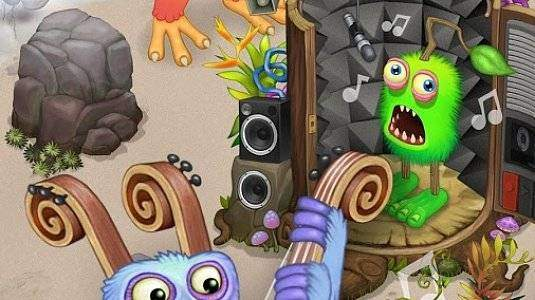 My Singing Monsters - скриншот 1