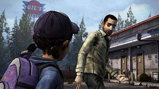 The Walking Dead: Season Two - скриншот 2