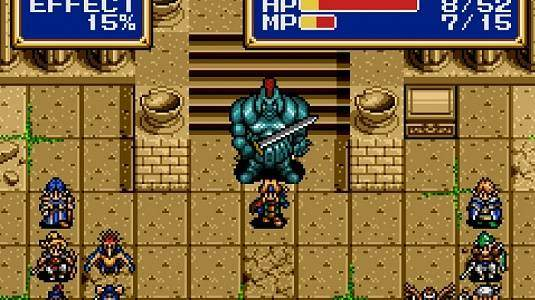 Shining Force 2 - скриншот 4