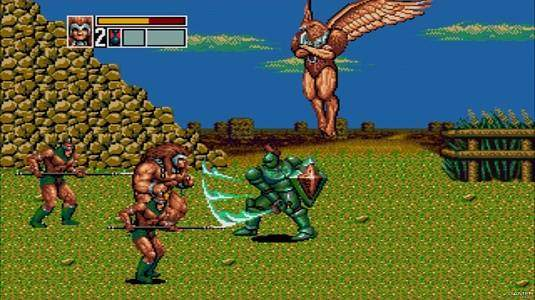 Golden Axe 3 - скриншот 3