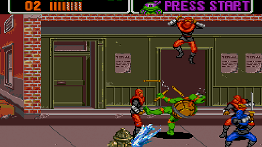 Teenage Mutant Hero Turtles: the Hyperstone - скриншот 3
